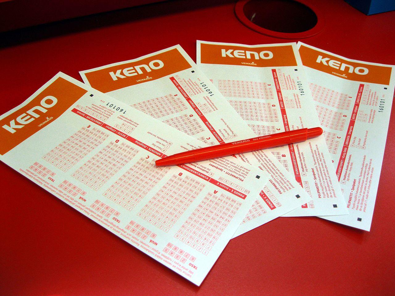 amasser de l'argent au keno